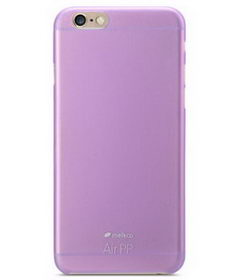 Melkco Poly Jacket TPU Case для iPhone 6/6S - purple + пленка