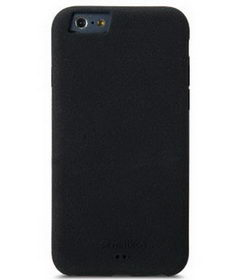 Melkco Silikonovy case для iPhone 6/6S - Black