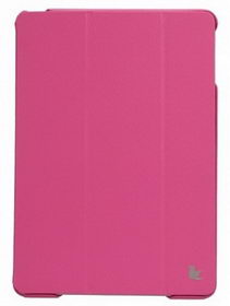 JISONCASE Executive Smart Case for iPad Air Rose (JS-ID5-01H33)