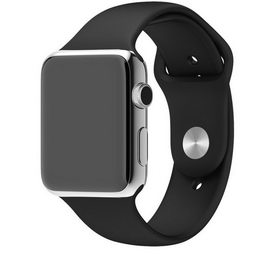 Ремешок Black Sport Band for Apple Watch 38/42mm