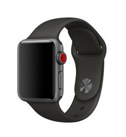 Ремешок  Charcoral Grey Sport Band for Apple Watch 38/42mm