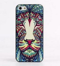 Чехол Funky Animal 3D Case Cover For iPhone 6/6S  - лев