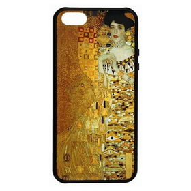 Чехол Araree AMY Arts for iPhone 5/5S/SE - Adele Bloch