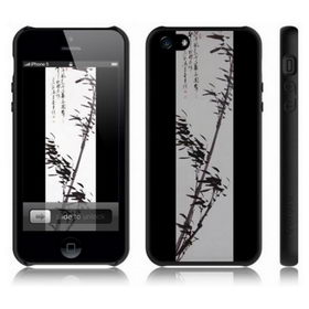 Чехол Araree AMY Arts for iPhone 5/5S/SE - Oriental Bamboo