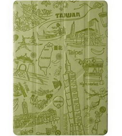 OZAKI O!coat Travel for iPad Air 2 - Taipei