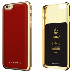 Чехол OCCA Absolute Red for iPhone 8/7