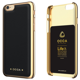 Чехол OCCA Absolute Black for iPhone 8/7