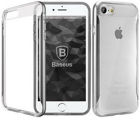 Baseus Fusion Series Case for iPhone 8/7 - Dark Grey