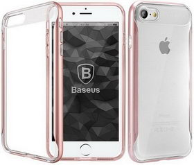 Baseus Fusion Series Case for iPhone 8/7 - Rose Gold