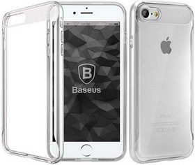 Baseus Fusion Series Case for iPhone 8/7 - Silver