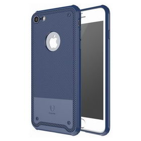 Baseus Shield Series Case for iPhone 8/7- Deep Blue
