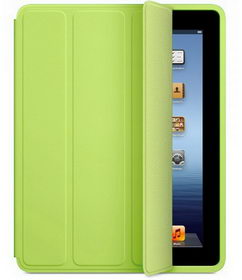 Apple Smart Case для iPad 2/3/4 Light green (Hi-copy)