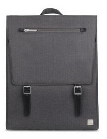 Moshi Helios Designer Laptop Backpack Herringbone Gray (99MO087051)