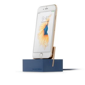 Native Union Dock+ Lightning Midnight Blue/Gold (DOCK+-IP-CABLE-MAR)